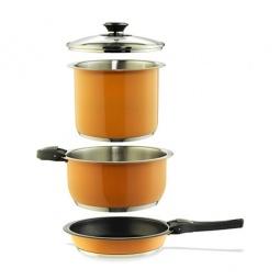 Умный набор для хозяйки Delimano Smart Premium Cookware