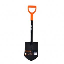 Лопата штыковая укороченная Fiskars Solid