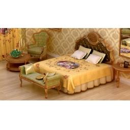 Комплект постельного белья «Жаклин». 2-спальный