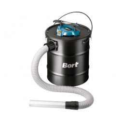 Пылесос для сбора золы и мелкого строительного мусора Bort BAC-500-22