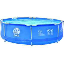 Бассейн круглый Jilong Round Steel Frame Pools JL017236NG