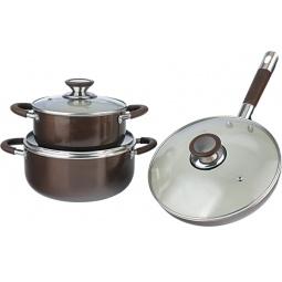 Набор кухонной посуды Bohmann BН-6206