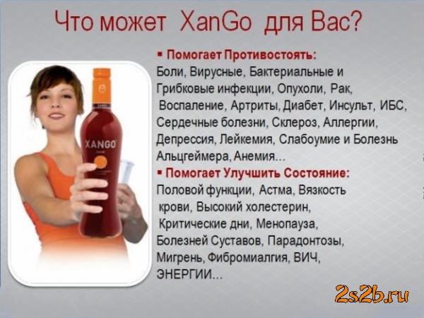 сок мангустина для похудения отзывы